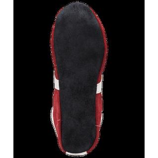 Обувь для самбо Rusco Rs001/2, замша, красный размер 36