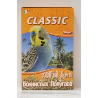 FIORY FIORY корм для волнистых попугаев Classic 400 г