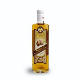 Масло грецкого ореха «Золотой орешек», 0.35 л, стекло