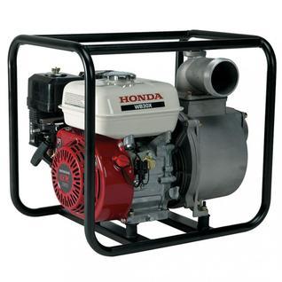 Мотопомпа HONDA WB 30 (WB30XT3DRX)