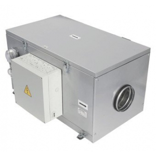 Приточная установка ВПА 250-6.0-3 LCD с автоматикой