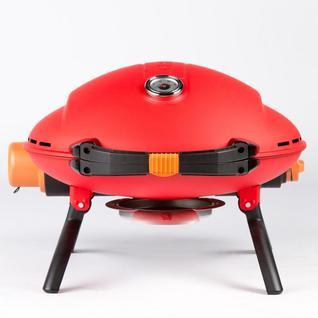 Гриль O-GRILL 800T red