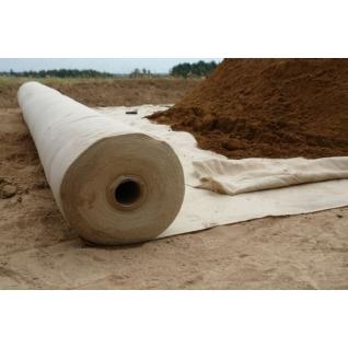 Геотекстиль (дорнит) 300 гр/м2 шир. 6м (50м.п)