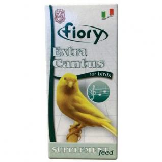 FIORY FIORY кормовая добавка для пения птиц Extra Cantus 36 мл