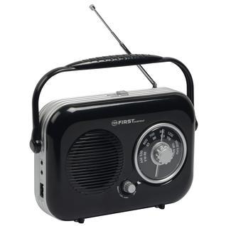 FIRST-austria Радиоприемник First FA-1906 Black
