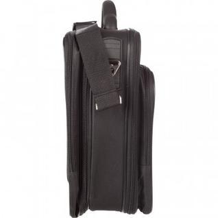 Сумка каркасная полиэстр 405x305x125 мод. 987 черный