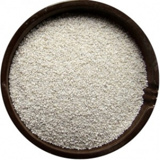 Цветной песок Белый