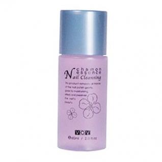 VOV - Жидкость для снятия лака Chamon Nailcleansing - violet