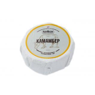 ТМ KO&CO Сыр мягкий с белой плесенью Камамбер 150гр