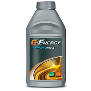 Тормозная жидкость G-Energy G-Energy Expert DOT 4, 910г