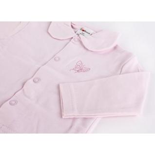 Детская кофта, розовая, р. 92 Котенок
