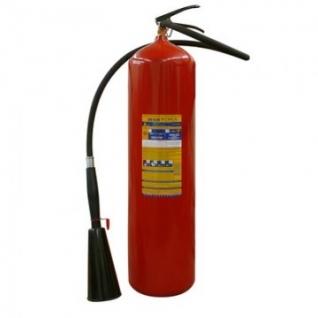 Огнетушитель углекислотный ОУ-7 ИНЕЙ ВСЕ (112-10)