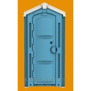 Мобильная туалетная кабина СТАНДАРТ ECOGR ЭкоГрупп Россия