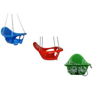 Цельные подвесные качели Karolina Toys