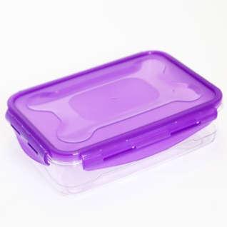 Эко-посуда. Бутылочки для напитков. Контейнеры для продуктов. Посуда для детей. Steuber GmbH Пластиковый контейнер с защитой Microban 2000 ml NW-Tr-2000