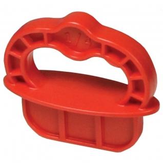 Вставки для установки зазора для приспособления Kreg Deck Jig красный пластик