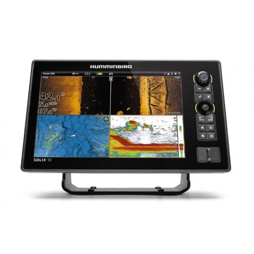 Эхолот Humminbird SOLIX 10 CHIRP MEGA SI GPS 36973824 5