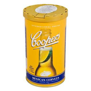 COOPERS Пивной солодовый экстракт Coopers Mexican Cerveza