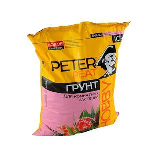 Грунт PETER PEAT Для Комнатных растений линия Хобби 5 л