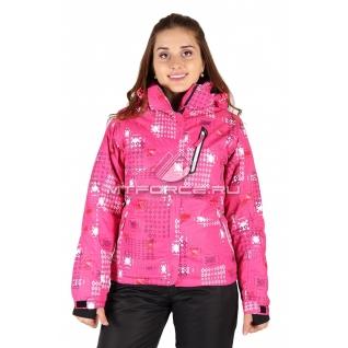 Куртка горнолыжная женская 13009