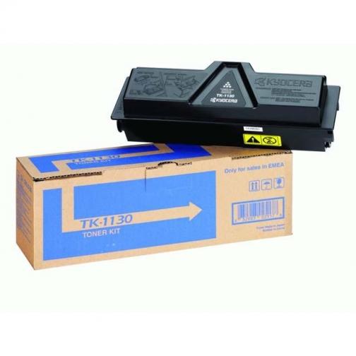 Картридж TK-1130 для Kyocera FS-1030MFP, FS-1130MFP (черный, 3000 стр.) 4460-01 851871 1