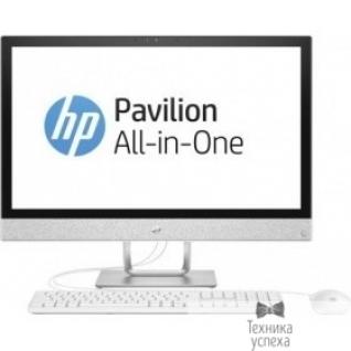 "Hp HP Pavilion 24-r021ur 2MJ46EA blizzard white 23.8"" FHD i7-7700T/8Gb/1Tb/DVDRW/DOS/k+m"