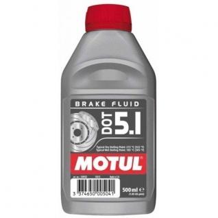 Тормозная жидкость MOTUL DOT 5.1 BF FL 0.5л