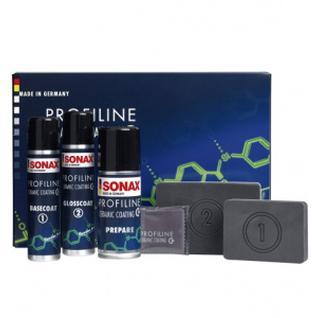 sonax profiline ceramic coating cc36 - защитное покрытие (набор)