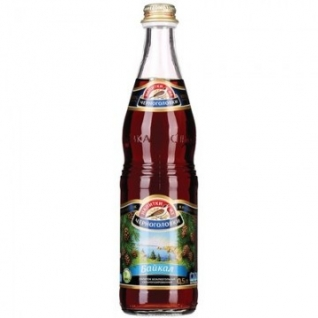 Напиток Байкал Черноголовка 0,5л. ст/бут.12шт/уп