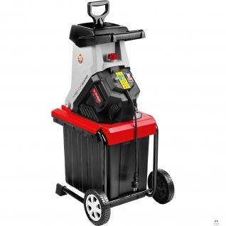Зубр Зубр ЗИЭ-40-2500 Измельчитель садовый электрический р/с 40 мм, контейнер 50 л, 2500 Вт