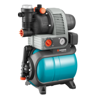 Станция бытового водоснабжения автоматическая Gardena 4000/5 Comfort Eco