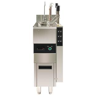 KOCATEQ Макароноварка электрическая автоматическая напольная, 1 ванна 30 л с 3 порционными корзинами Kocateq ESBLL290CA