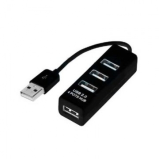 Разветвитель USB REXANT (18-4103) USB на 4 порта черный