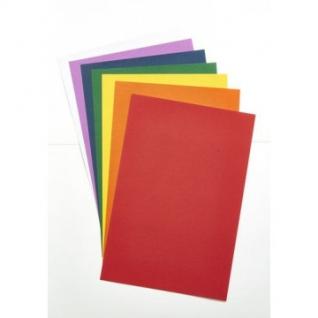 Набор для творчества цв. бумага с фактур.тиснением.,а4,7л.,7цв.,11-407-197