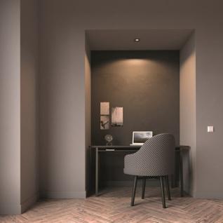 Лампа светодиодная Philips 5-50W GU5.3 2700K тепл. белый спот