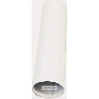 Дымоход Ariston 3590231 удлинение 110 мм (высота: 1 м)