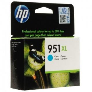 Картридж струйный HP 951XL CN046AE гол. пов.емк. для OJ Pro 8600
