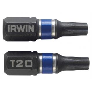 Насадка Irwin Torx 20 (2 шт/уп.) 50 мм ударопрочная