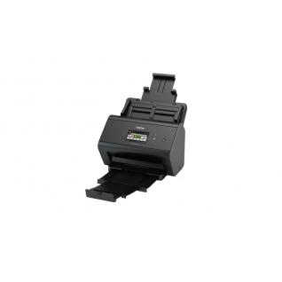 Цветной сетевой сканер Brother ADS-2800W