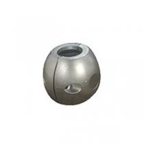 Tecnoseal Анод для гребных валов из цинка Tecnoseal 00509 35 мм