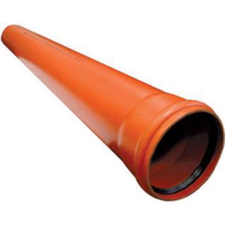 Труба Политэк 2 м ПП (толщ. стенки 3,4) наруж. 110мм