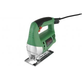 Лобзик Hammer Flex LZK500LE 350Вт 3000об/мин 55мм-дер 8мм-мет алюминиевое ...