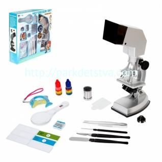 Набор для изучения микромира Микроскоп-1