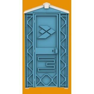 Мобильная туалетная кабина ЛЮКС ECOSTYLE