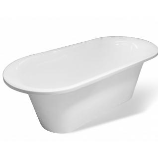 Отдельно стоящая ванна Эстет Лион 174 белая