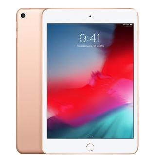 Планшет Apple iPad mini 5 Wi-Fi+Cellular 64GB Gold MUXF2 (2019)