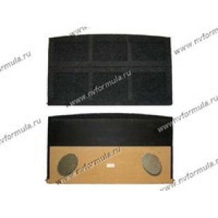 Полка акустическая 2108-2109,14 под акустику 6х9 МДФ 16мм