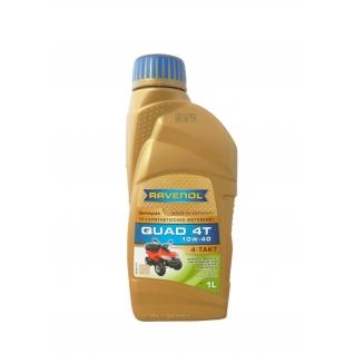 Моторное масло Ravenol QUAD 4T 10W40 1л