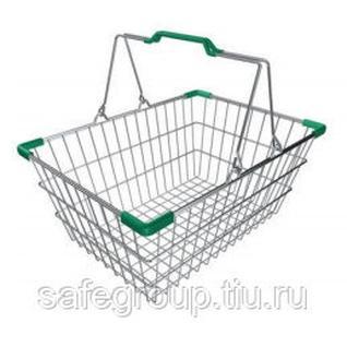 Корзина покупательская Shols 0360-22 (металл)