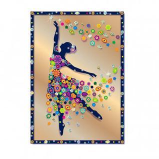 Набор для творчества изготовление картины Балерина(антистресс),АС 43-230